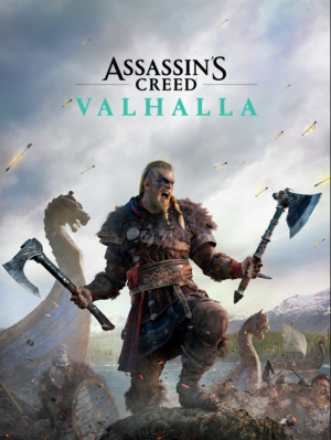 Assassin's Creed Valhalla Standard Edition Uplay CD Key EU