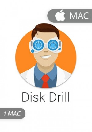 Disk Drill Professional for 1 Mac