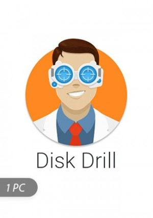 Disk Drill Professional for 1 PC