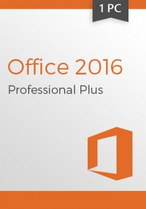 Microsoft Office 2016 Professional Plus CD-KEY (1 PC)