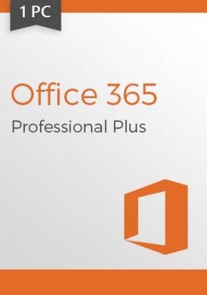 Microsoft Office 365 (1 Year Subscription) 1 Device (Windows)