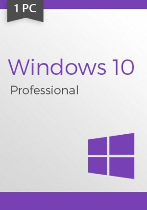 Windows 10 Pro Professional CD-KEY (32/64 Bit)