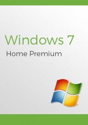 Windows 7 Home Premium CD-KEY(32/64 Bit)