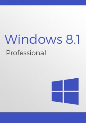Windows 8.1 Professional CD-KEY (32/64 Bit)