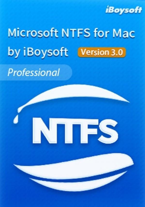 iBoysoft NTFS for Mac Professional