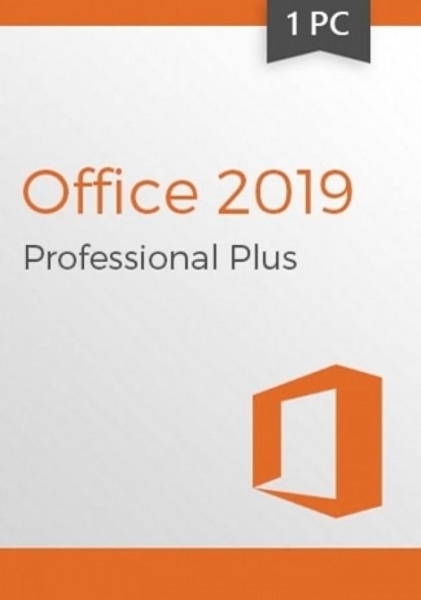Microsoft Office 2019 Pro Plus (1 PC)