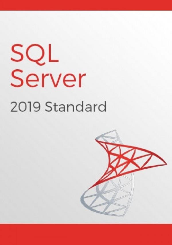 Microsoft SQL Server 2019 Standard 5pcs