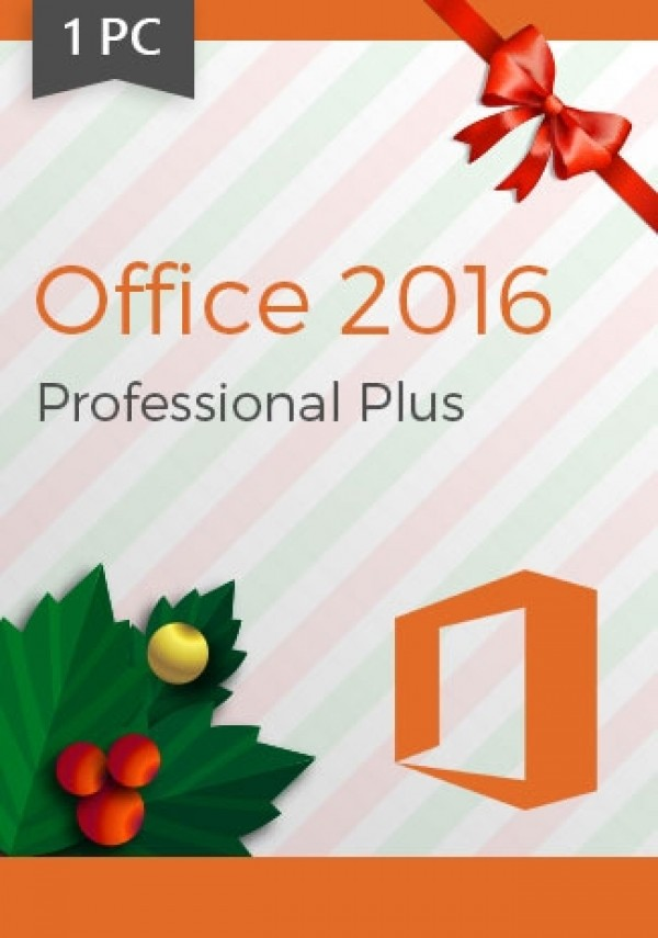 Office 2016 Professional Plus (1 PC)