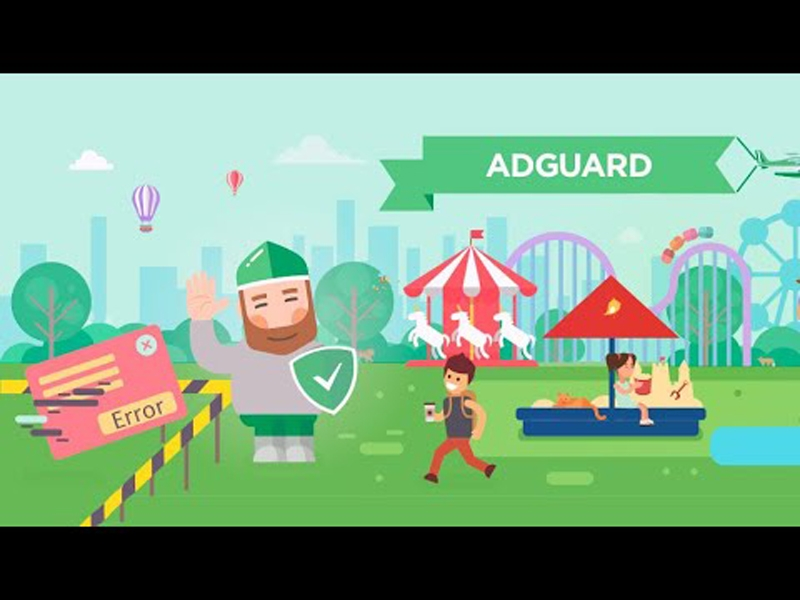 Adguard for Windows/Mac/Android/iOSS