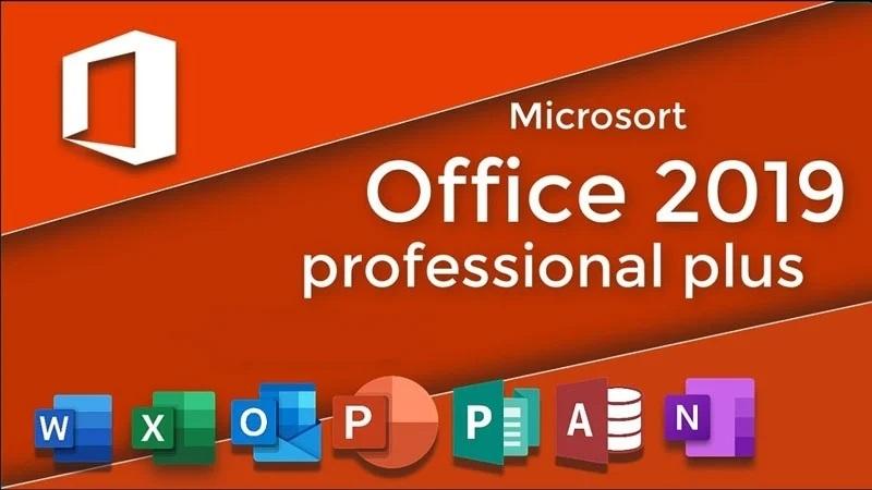 Microsoft Office 2019 Pro Plus / 1 PC