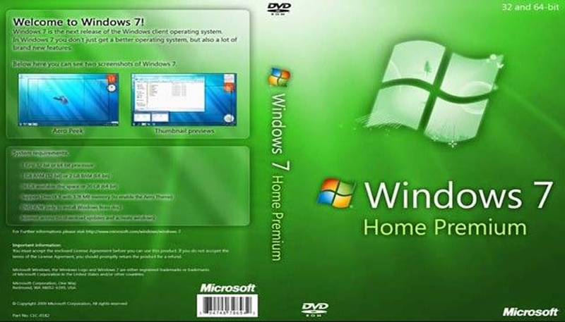 buy Win 7 Home Premium