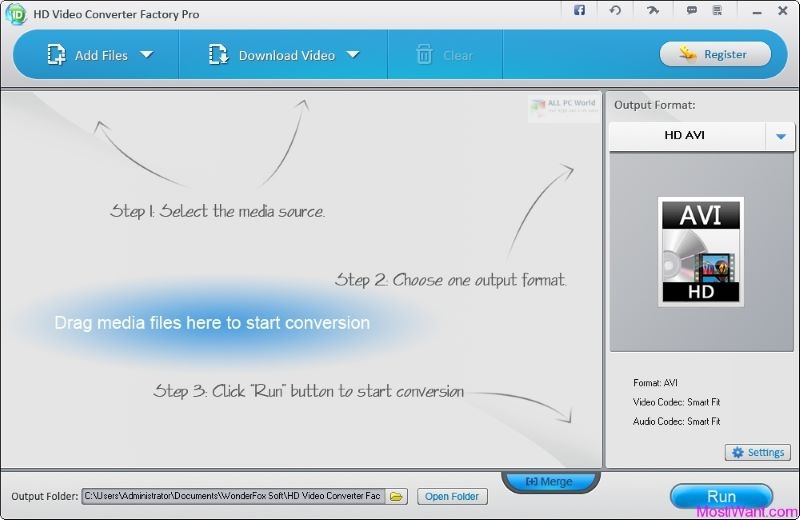 WonderFox DVD Video Converter Key