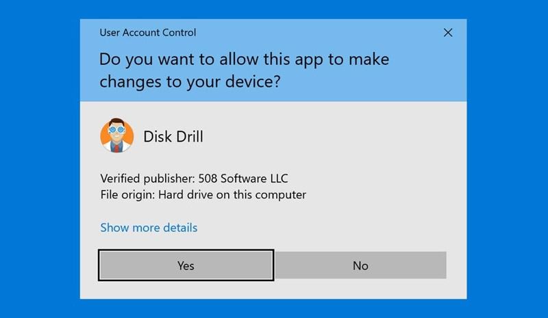 Disk Drill Pro for 3 PCs step