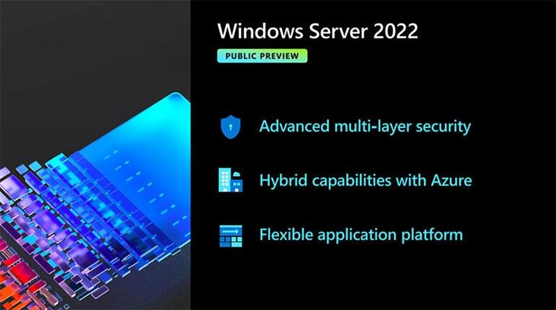 Windows Server 2022 Standard Key